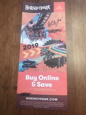 2 HERSHEYPARK/DUTCH WONDERLAND COUPONS! Valid Now Until September 29
