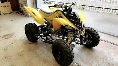 Yamaha Raptor 700 Road Legal 57 reg, Power commander, upgraded exhaust, 1 Owner