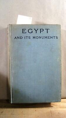 Amelia B EDWARDS / Egypt and Its Monuments Pharaohs Fellahs and Explorers 1891