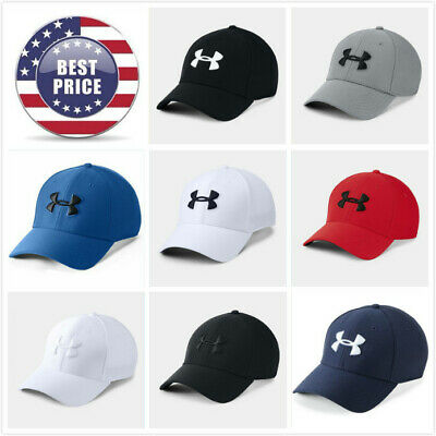 1e1c6454afef For men Under Armour Baseball cap stretch suit hat flexible hat many colors