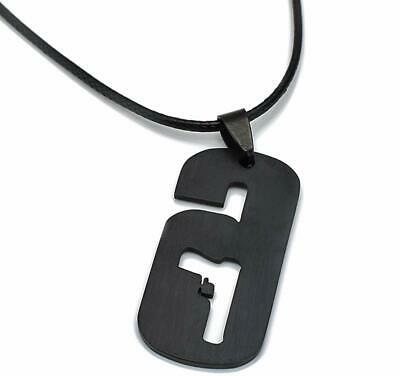 Fashion Jewery Collar Cuello joyas collar colgante cadena Amuleto Rainbow Six