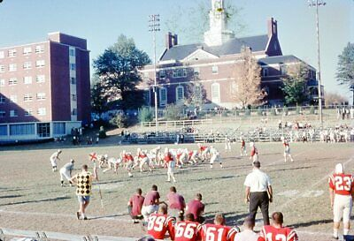 Vintage Slide Lot (24) EASTERN KENTUCKY STATE COLLEGE FOOTBALL ALUMNI BLDG. '63