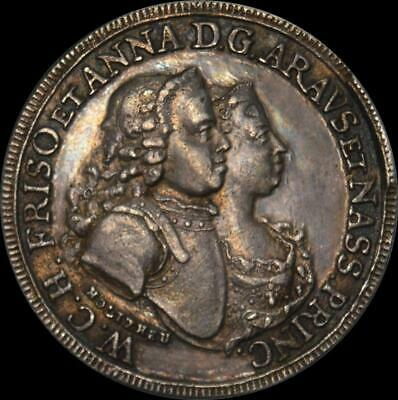 England, Netherlands - 1748 Birth of Prince William to Princess Anne of England