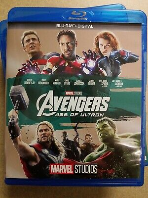 Marvel Avengers: Age of Ultron (Blu-ray)