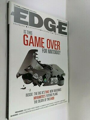 Edge Magazine #71 - May 1999  - Is This Game Over for Nintendo - Fast Free Post