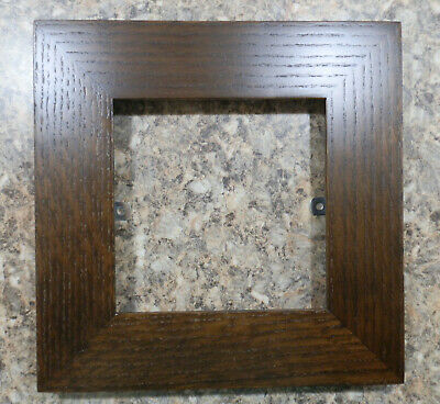 Arts & Crafts , Mission  Oak Tile Frame for 6x6 Motawi, Rookwood Tile