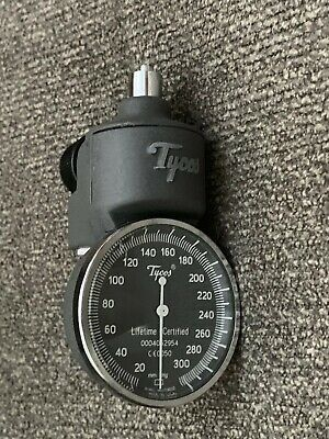 Vintage Welch Allyn Tycos Hand Aneroid Sphygmomanometer Gauge/Pump ONLY