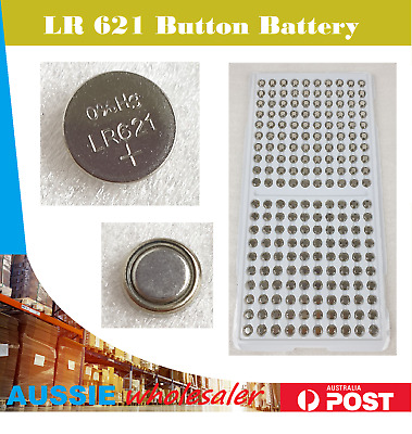 AG1 1.5V SR621 LR621 364 164  Button Barrery Coin Cells Watch Battery Sturdy