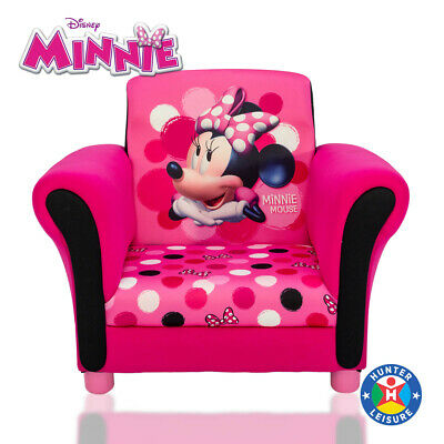 Disney Minnie Mouse Kids Upholstered Arm Chair