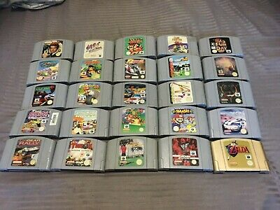 N64 Nintendo 64 Game (PAL) *AUS SELLER*