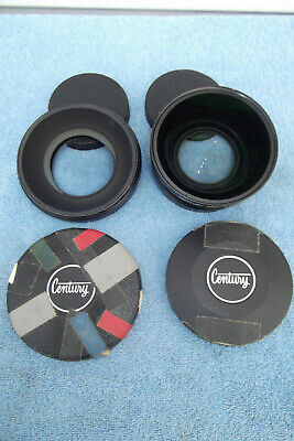Century Optics Pro DV Super Fisheye Adapter AND 7x wide angle panasonic dvx