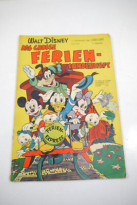 Mickey Mouse No. 27 Special Issue 1955 Comic Ehapa Z: 2-3 (WR4)