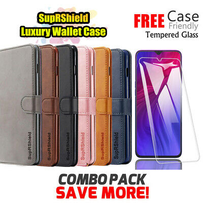 Oppo Reno Z 10X Zoom 5G Wallet Leather Card Slot Flip Stand Magnetic Case Cover
