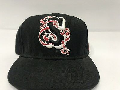 quality design 35be9 dad31 Seattle Mariners New Era Cooperstown Fitted Wool Hat Cap Size 7 3 8 Ribbon
