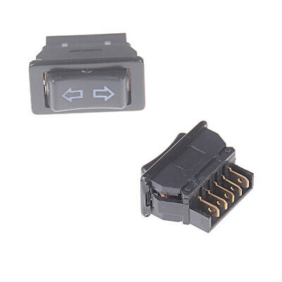 5 Pins Dpdt Power Window Master Momentary Switch For Auto Car Dc 1 FE