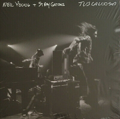 Neil Young & The Stray Gators Tuscaloosa Live vinyl 2 LP g/f sleeve NEW/SEALED