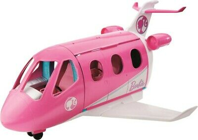 NEW Barbie Travel Feature Playset - Dream Plane from Mr Toys