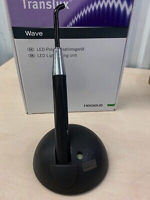 Kulzer Translux Wave LED Light Curing Unit