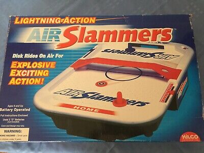 Air Slammers - Air Hockey Battery Operated Game