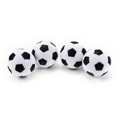4pcs 32mm Soccer Table Foosball Ball Football for Entertainmen~GN