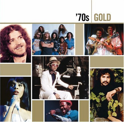 Various Artists-Gold - `70S Cd New