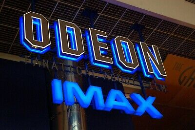 Two X2 Standard Adult Odeon Cinema tickets , Instant Delivery