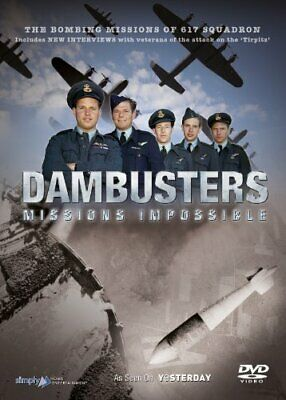 Dambusters - Mission Impossible DVD 617 Squadron Documentary Film New