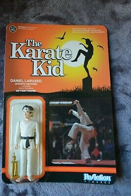 Funko ReAction  Karate Kid Daniel Larusso   NEW