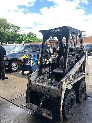 BOBCAT 8709 BACKHOE Hydraulic Skid Steer Attachment Fits 873