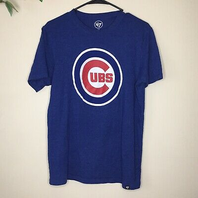 """Chicago Cubs Mens T-Shirt /""""Itching For One/"""" by Hidden Threads $2.00 Off"""