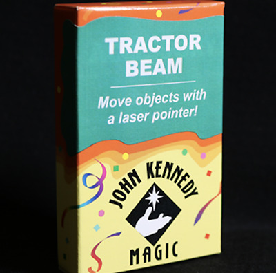 Tractor Beam (Gimmicks and Online Instructions) by John Kennedy Magic