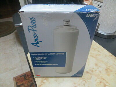 3M AQUA-PURE AP-DW80-90 Pre & Post Replacement Water Filter