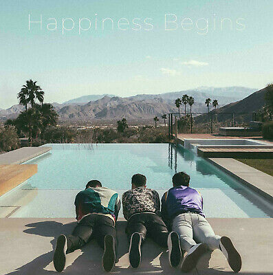 Jonas Brothers - Happiness Begins (Brand new factory sealed 2019 CD)