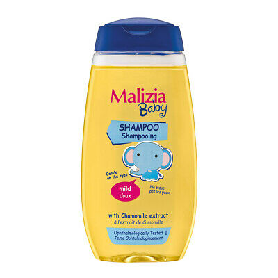 Malizia Baby Shampoo with Chamomile Extract 300 ML