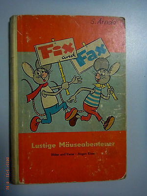 Ready and Fax ~ Funny Mäuseabenteuer ** Jürgen Kieser~Publisher Young World /