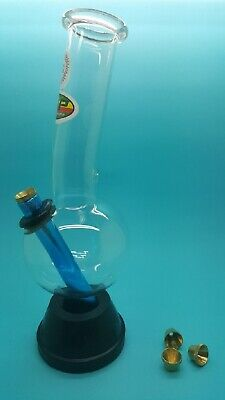Medium Bonza Water-pipe,Hookah,Tobacco Smoke. BONUS: Free 3 Cone Pces Valued $12