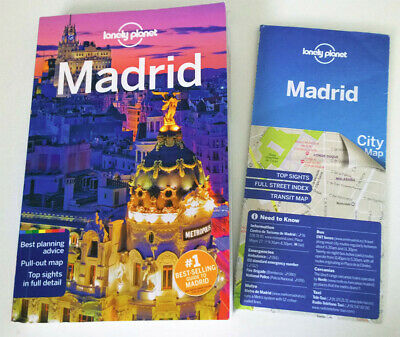 Lonely Planet Madrid (Travel Guide) Paperback 2019