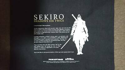 Mint Sekiro Shadows Die Twice Ps4 Limited Tote Bag Novelty Goods Experience