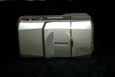 NIKON LITE TOUCH ZOOM 120ED 35mm AF  FILM CAMERA