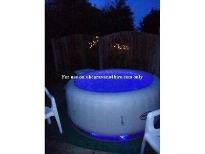 Hot Tub Holidays short breaks Mid-Week with Hot Tub on Haven North Wales