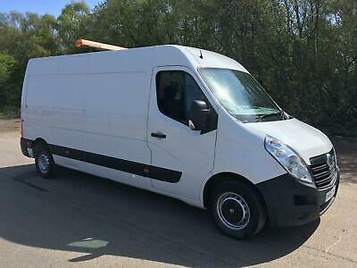 Vauxhall Movano 2.3CDTI air con lwb only done 112k make great camper