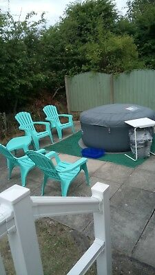 Hot Tub Holidays on Haven Park Short Break Mid-Week private garden North Wales