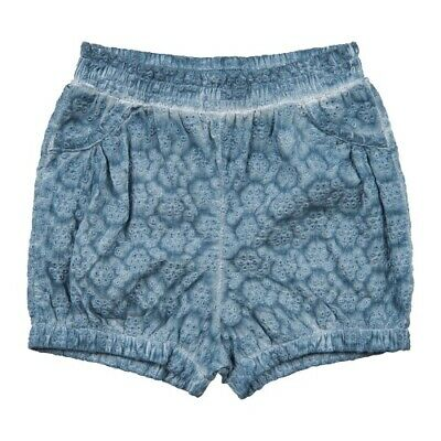 MINYMO Shorts embroidery anglaise 7355 Blue Mirage 80