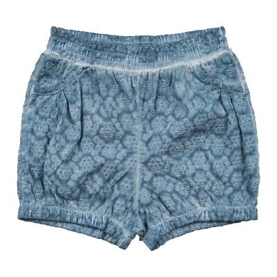 MINYMO Shorts embroidery anglaise 7355 Blue Mirage 98