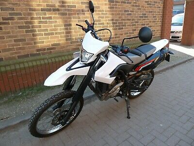 Yamaha WR125 R WR125R 2012 only 2,652 miles with Warranty excellent condition