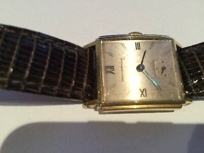 Vintage genuine Girard Perregaux watch