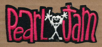 Pearl Jam RARE vintage iron-on patch