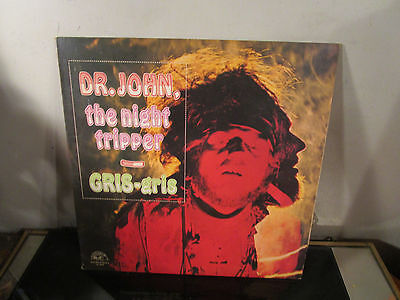 "Dr. John 'The Night Tripper' Gris Gris 12"" Lp Vinyl ~"