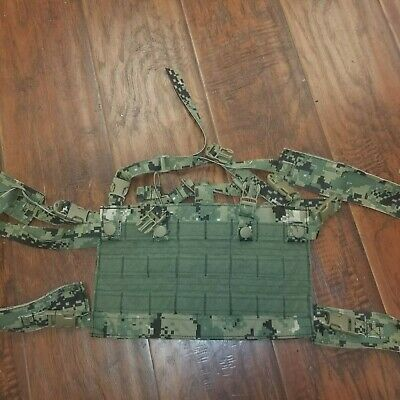 Eagle Industries Low Profile Special Purpose Chest Rig Aor2 Devgru Nsw