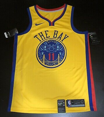 new styles a9928 e2758 GOLDEN STATE WARRIORS Youth Size Klay Thompson Adidas ...